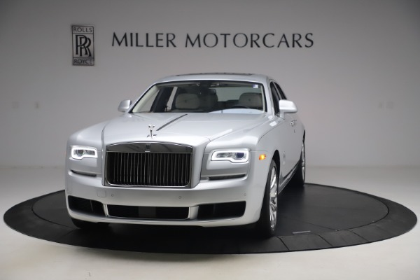 Used 2018 Rolls-Royce Ghost for sale $249,900 at Alfa Romeo of Westport in Westport CT 06880 2
