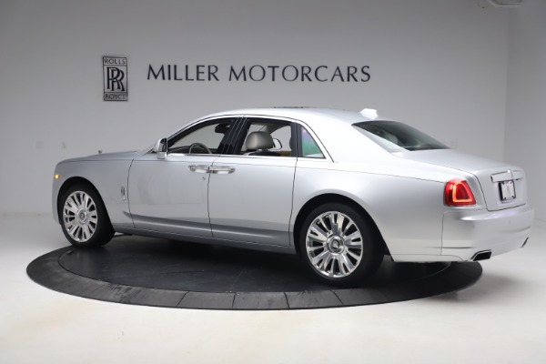 Used 2018 Rolls-Royce Ghost for sale $249,900 at Alfa Romeo of Westport in Westport CT 06880 5