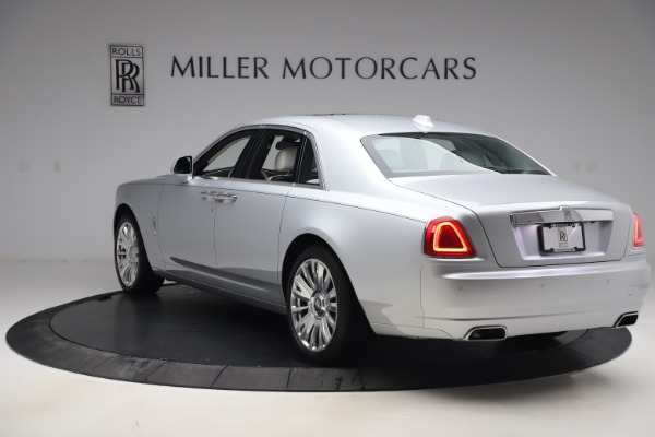 Used 2018 Rolls-Royce Ghost for sale $249,900 at Alfa Romeo of Westport in Westport CT 06880 6