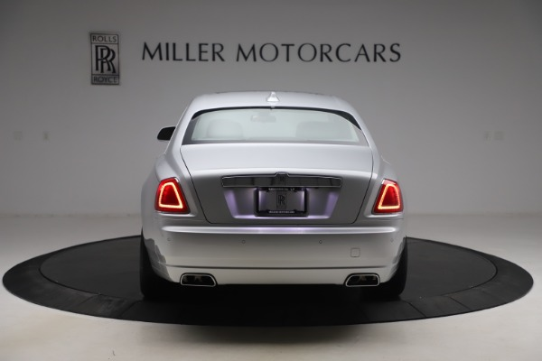 Used 2018 Rolls-Royce Ghost for sale $249,900 at Alfa Romeo of Westport in Westport CT 06880 7