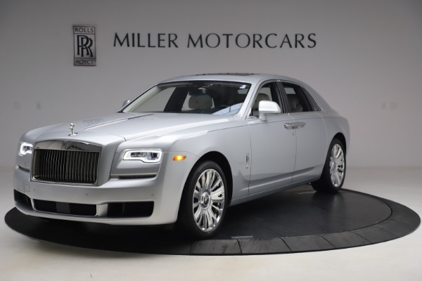 Used 2018 Rolls-Royce Ghost for sale $249,900 at Alfa Romeo of Westport in Westport CT 06880 1