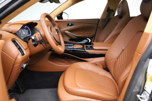 New 2021 Aston Martin DBX for sale $226,136 at Alfa Romeo of Westport in Westport CT 06880 12