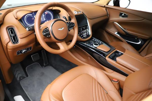 New 2021 Aston Martin DBX for sale $226,136 at Alfa Romeo of Westport in Westport CT 06880 13