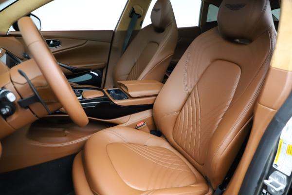 New 2021 Aston Martin DBX for sale $226,136 at Alfa Romeo of Westport in Westport CT 06880 14