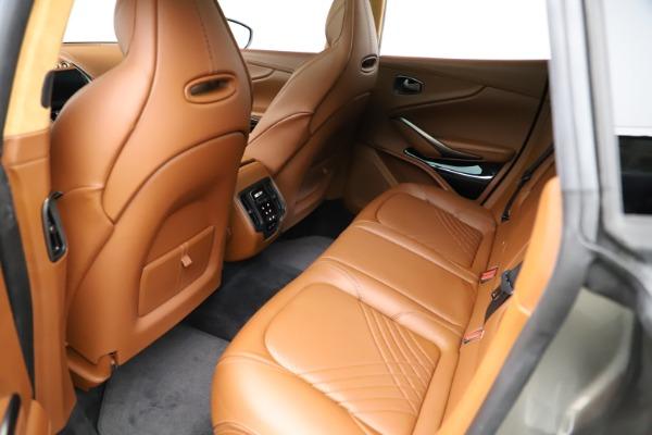 New 2021 Aston Martin DBX for sale $226,136 at Alfa Romeo of Westport in Westport CT 06880 16