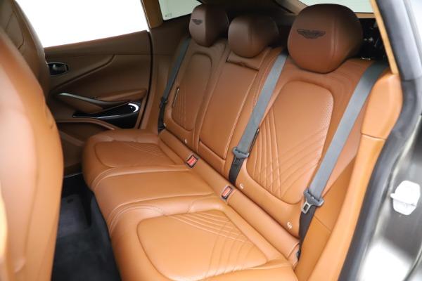 New 2021 Aston Martin DBX for sale $226,136 at Alfa Romeo of Westport in Westport CT 06880 17