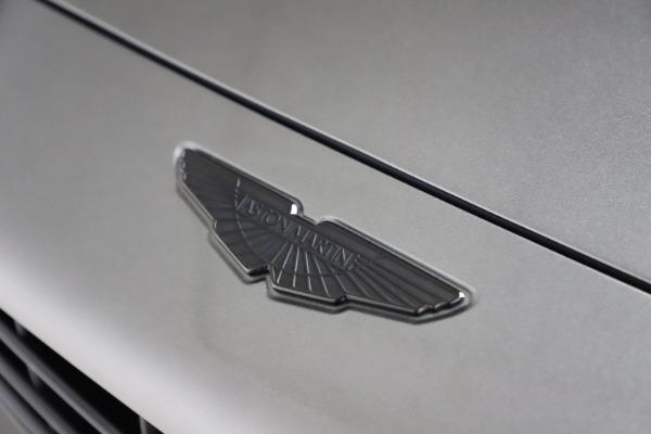 New 2021 Aston Martin DBX for sale $226,136 at Alfa Romeo of Westport in Westport CT 06880 21