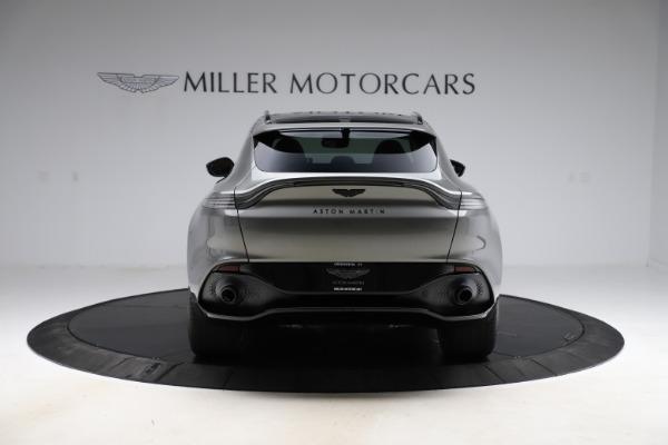 New 2021 Aston Martin DBX for sale $226,136 at Alfa Romeo of Westport in Westport CT 06880 5