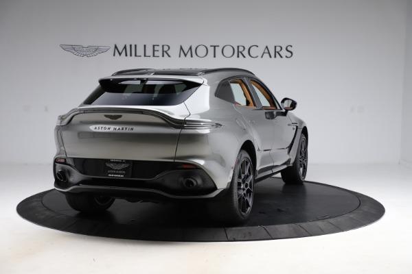 New 2021 Aston Martin DBX for sale $226,136 at Alfa Romeo of Westport in Westport CT 06880 6