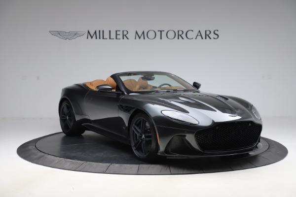New 2021 Aston Martin DBS Superleggera Volante Convertible for sale $402,786 at Alfa Romeo of Westport in Westport CT 06880 10
