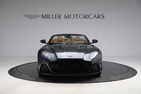 New 2021 Aston Martin DBS Superleggera Volante Convertible for sale $402,786 at Alfa Romeo of Westport in Westport CT 06880 11