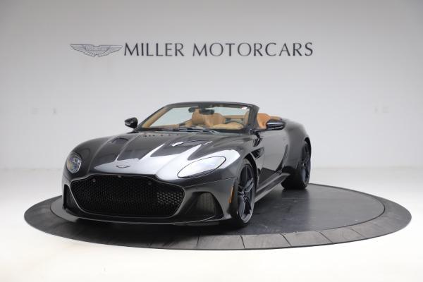 New 2021 Aston Martin DBS Superleggera Volante Convertible for sale $402,786 at Alfa Romeo of Westport in Westport CT 06880 12