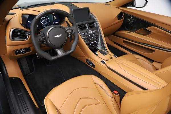New 2021 Aston Martin DBS Superleggera Volante Convertible for sale $402,786 at Alfa Romeo of Westport in Westport CT 06880 13