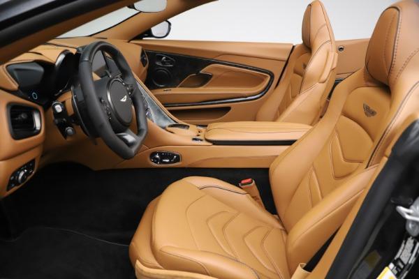 New 2021 Aston Martin DBS Superleggera Volante Convertible for sale $402,786 at Alfa Romeo of Westport in Westport CT 06880 14