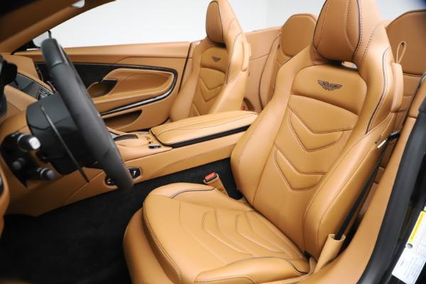 New 2021 Aston Martin DBS Superleggera Volante Convertible for sale $402,786 at Alfa Romeo of Westport in Westport CT 06880 15