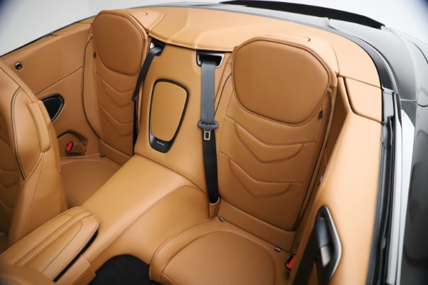 New 2021 Aston Martin DBS Superleggera Volante Convertible for sale $402,786 at Alfa Romeo of Westport in Westport CT 06880 17