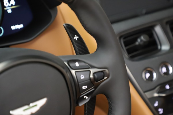 New 2021 Aston Martin DBS Superleggera Volante Convertible for sale $402,786 at Alfa Romeo of Westport in Westport CT 06880 19