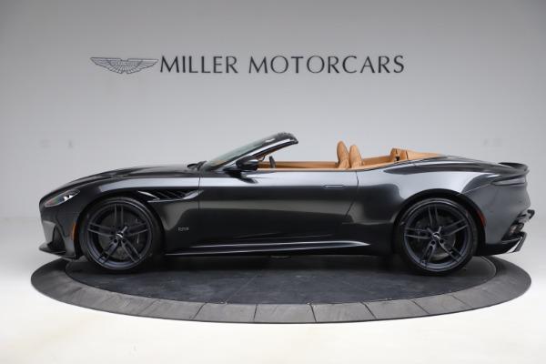 New 2021 Aston Martin DBS Superleggera Volante Convertible for sale $402,786 at Alfa Romeo of Westport in Westport CT 06880 2