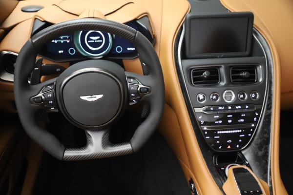 New 2021 Aston Martin DBS Superleggera Volante Convertible for sale $402,786 at Alfa Romeo of Westport in Westport CT 06880 20