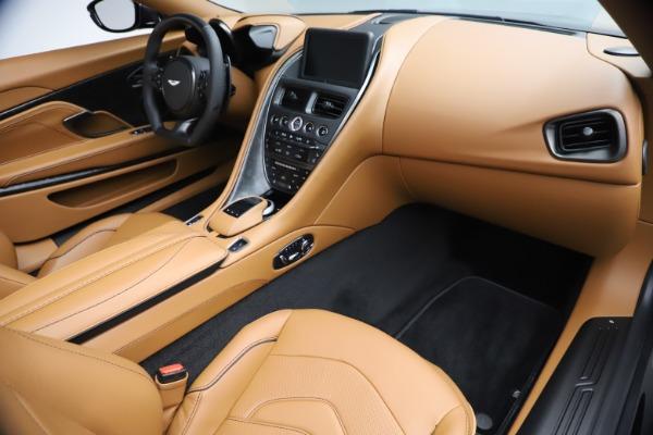 New 2021 Aston Martin DBS Superleggera Volante Convertible for sale $402,786 at Alfa Romeo of Westport in Westport CT 06880 21