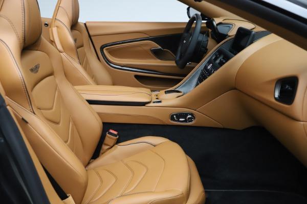 New 2021 Aston Martin DBS Superleggera Volante Convertible for sale $402,786 at Alfa Romeo of Westport in Westport CT 06880 22