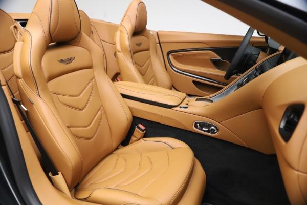 New 2021 Aston Martin DBS Superleggera Volante Convertible for sale $402,786 at Alfa Romeo of Westport in Westport CT 06880 23