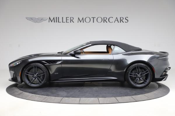 New 2021 Aston Martin DBS Superleggera Volante Convertible for sale $402,786 at Alfa Romeo of Westport in Westport CT 06880 26