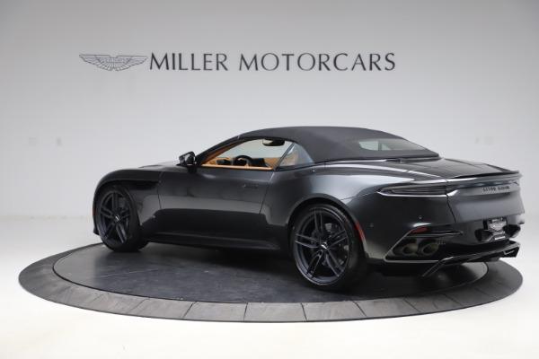 New 2021 Aston Martin DBS Superleggera Volante Convertible for sale $402,786 at Alfa Romeo of Westport in Westport CT 06880 27