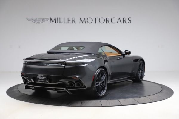 New 2021 Aston Martin DBS Superleggera Volante Convertible for sale $402,786 at Alfa Romeo of Westport in Westport CT 06880 28