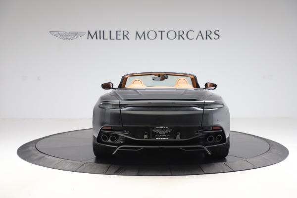 New 2021 Aston Martin DBS Superleggera Volante Convertible for sale $402,786 at Alfa Romeo of Westport in Westport CT 06880 5