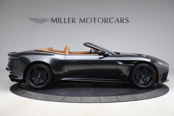 New 2021 Aston Martin DBS Superleggera Volante Convertible for sale $402,786 at Alfa Romeo of Westport in Westport CT 06880 8