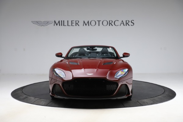 New 2021 Aston Martin DBS Superleggera Volante Convertible for sale $362,486 at Alfa Romeo of Westport in Westport CT 06880 11