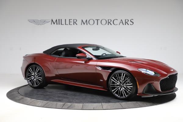 New 2021 Aston Martin DBS Superleggera Volante for sale $362,486 at Alfa Romeo of Westport in Westport CT 06880 13