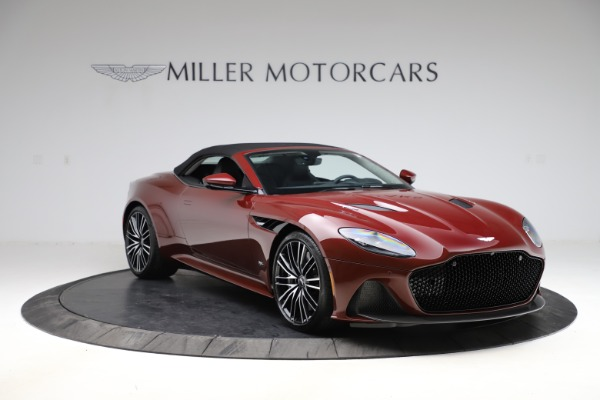 New 2021 Aston Martin DBS Superleggera Volante for sale $362,486 at Alfa Romeo of Westport in Westport CT 06880 14