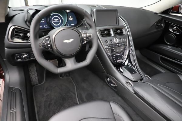 New 2021 Aston Martin DBS Superleggera Volante for sale $362,486 at Alfa Romeo of Westport in Westport CT 06880 19