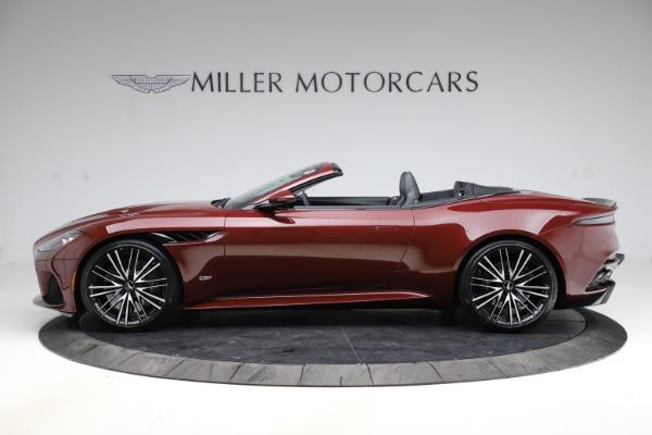 New 2021 Aston Martin DBS Superleggera Volante for sale $362,486 at Alfa Romeo of Westport in Westport CT 06880 2