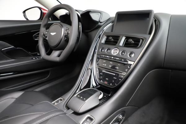New 2021 Aston Martin DBS Superleggera Volante for sale $362,486 at Alfa Romeo of Westport in Westport CT 06880 22