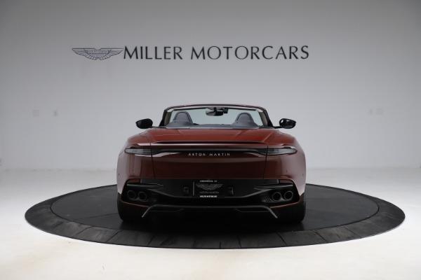 New 2021 Aston Martin DBS Superleggera Volante for sale $362,486 at Alfa Romeo of Westport in Westport CT 06880 5