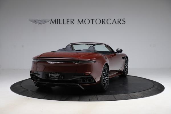 New 2021 Aston Martin DBS Superleggera Volante for sale $362,486 at Alfa Romeo of Westport in Westport CT 06880 6