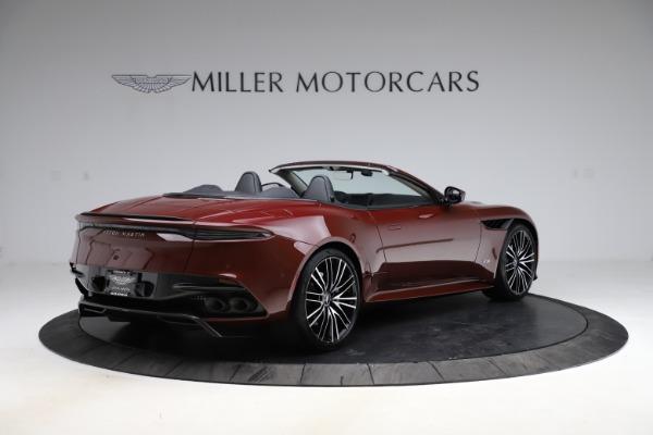 New 2021 Aston Martin DBS Superleggera Volante for sale $362,486 at Alfa Romeo of Westport in Westport CT 06880 7
