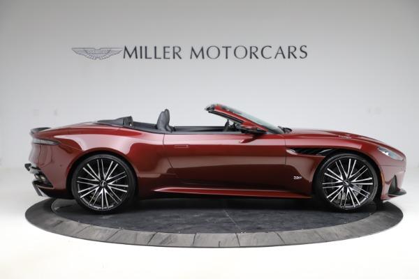 New 2021 Aston Martin DBS Superleggera Volante Convertible for sale $362,486 at Alfa Romeo of Westport in Westport CT 06880 8