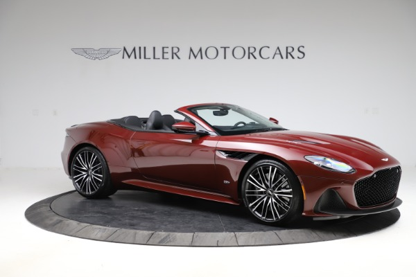 New 2021 Aston Martin DBS Superleggera Volante Convertible for sale $362,486 at Alfa Romeo of Westport in Westport CT 06880 9