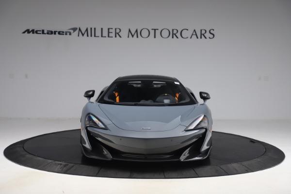 Used 2019 McLaren 600LT Coupe for sale $229,900 at Alfa Romeo of Westport in Westport CT 06880 10