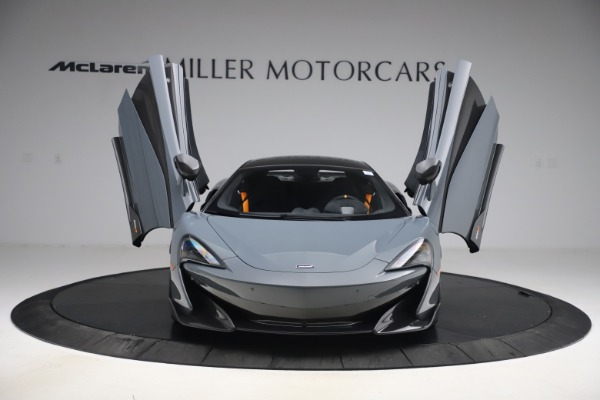 Used 2019 McLaren 600LT Coupe for sale $229,900 at Alfa Romeo of Westport in Westport CT 06880 11
