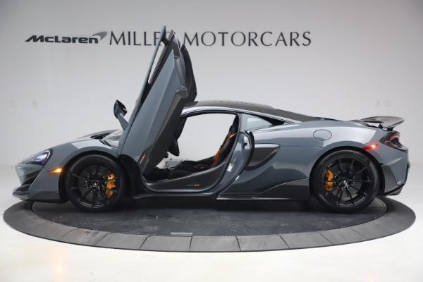 Used 2019 McLaren 600LT Coupe for sale $229,900 at Alfa Romeo of Westport in Westport CT 06880 13