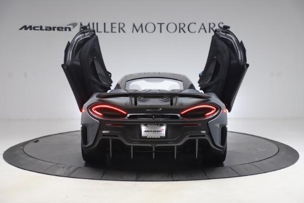 Used 2019 McLaren 600LT Coupe for sale $229,900 at Alfa Romeo of Westport in Westport CT 06880 15