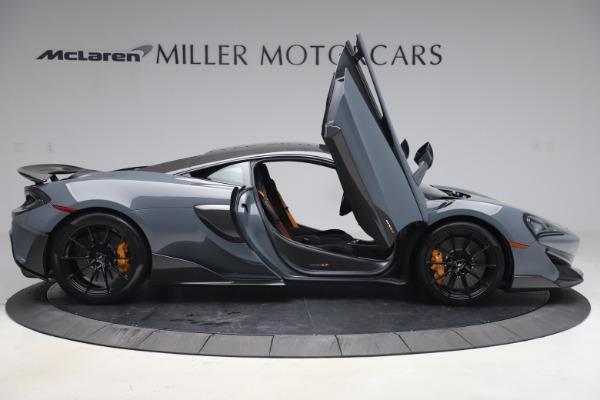 Used 2019 McLaren 600LT Coupe for sale $229,900 at Alfa Romeo of Westport in Westport CT 06880 17