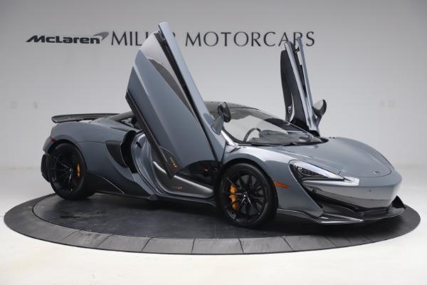 Used 2019 McLaren 600LT Coupe for sale $229,900 at Alfa Romeo of Westport in Westport CT 06880 18