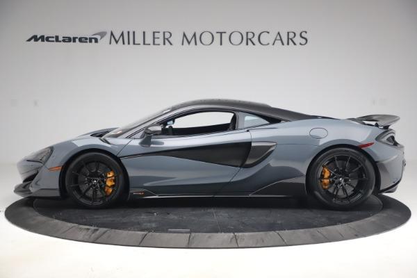 Used 2019 McLaren 600LT Coupe for sale $229,900 at Alfa Romeo of Westport in Westport CT 06880 2