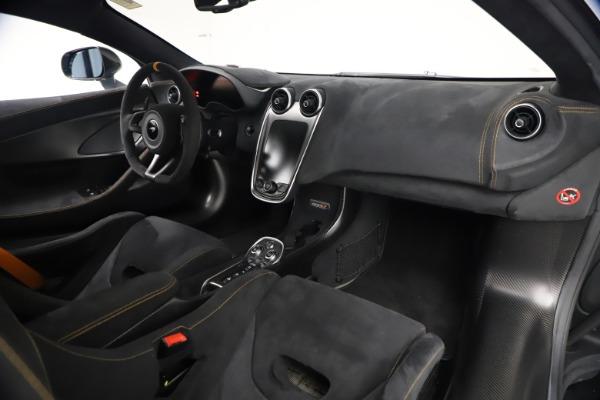 Used 2019 McLaren 600LT Coupe for sale $229,900 at Alfa Romeo of Westport in Westport CT 06880 20